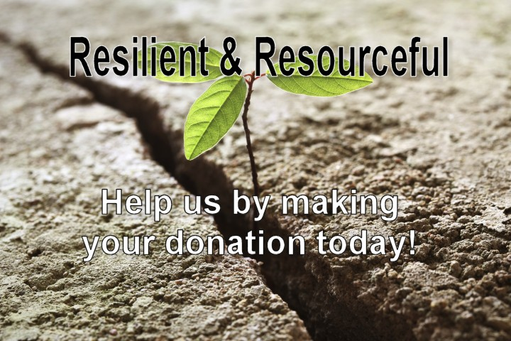 Resilient & Resourceful Fundraiser